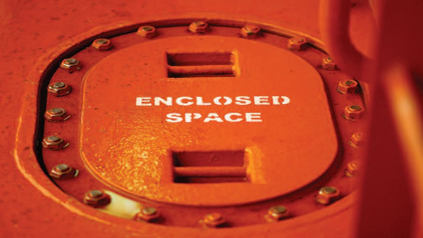 Enclosed Space 600